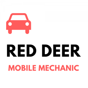 Red Deer Mobile Mechanic Logo